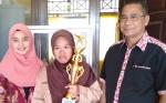 Dessy Siswa SLBN Seruyan Wakili Kalteng ke Nasional pada FLS2N 2019