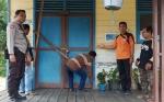 Polsek Murung Lakukan Mediasi dengan Pemilik Lahan SMP 2 Satap Murung