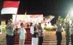 Ratusan Masyarakat Hadiri Tabligh Akbar Kebangsaan Polres Kotawaringin Timur