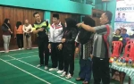 Atlet Bulutangkis Suara Hati Seruyan Latihan Tanding ke Sampit