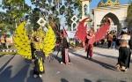 Penampilan Japen dan Pakaian Karnaval Meriahkan Peringatan Hari Anti Narkotika Nasional di Sukamara