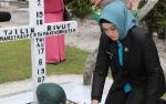 Wakil Wali Kota Ziarah ke Makam Pahlawan