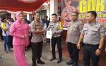 Lomba Masak Nasi Goreng Ala-Ala Meriahkan HUT Bhayangkara ke 73