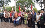 Kapolres Palangka Raya Ajukan Permintaan Pahlawan Kalimantan Tengah Menjadi Pahlawan Nasional