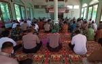 Tunjukkan Sinergitas TNI dan Polri Gelar Doa Bersama