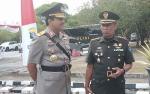 Danrem Harapkan TNI - Polri Makin Solid di HUT ke 73 Bhayangkara