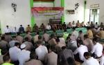 Polres Sukamara Gelar Zikir dan Doa Bersama dalam Rangka Hari Bhayangkara ke 73