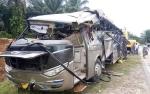 Biaya Pengobatan Korban Kecelakaan Bus Yessoe Ditanggung Pemilik Bus dan Jasa Raharja