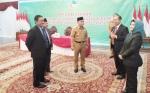 Wakil Wali Kota Hadiri Pelantikan Komisaris Utama PT Bank Kalteng