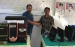 PT Menteng Kencana Mas Berikan Bantuan Tiga Set Komputer Ke SDN 2 Tahai Jaya