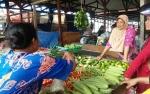 Harga Sayur di Pasar SAIK Kuala Pembuang Belum Normal