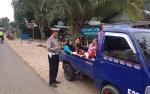 Satlantas Polres Barito Timur Tilang 7 Pengendara