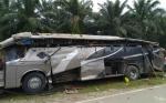 Kecelakaan Sering Terjadi di Lokasi Bus Yessoe Terbalik