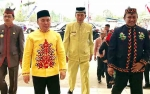 Bupati Barito Utara Hadiri Peringatan Hari Jadi ke-17 Kabupaten Pulang Pisau