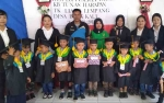 13 Anak PAUD Desa Bipak Kali Diwisuda