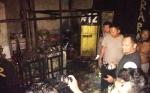 Rumah Makan Nyaris Terbakar akibat Lupa Matikan Kompor Gas