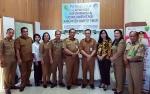 Komisi Informasi Kalteng Verifikasi Keterbukaan Informasi Publik di Barito Timur