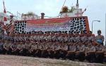 Ini Harapan Kapolres Murung Raya di Peringatan Hari Bhayangkara ke 73