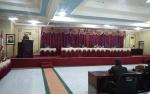 DPRD Barito Timur Paripurna Penyampaian Laporan Akhir LHP BPK