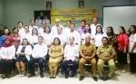 Ini Jajaran Pengurus dan Dewan Kehormatan PMI Gunung Mas 2019-2024