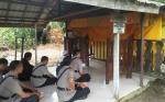 Kapolres Seruyan Ziarah ke Makam Alim Ulama