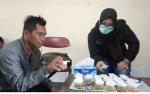 BNNK Kotawaringin Barat Tes Urine Belasan Sopir Bus