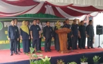 Pengadilan Agama Pulang Pisau Canangkan Zona Integritas Wilayah Bebas Korupsi