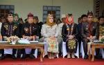 Wakil Bupati Seruyan Hadiri Hari Jadi Pulang Pisau