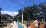 Pemerintah Desa Bengahon Gunakan Solar Sel