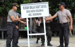 Kapolres Sukamara Tekankan Jajaran Tingkatkan Pelayanan ke Masyarakat