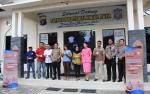 Penerima SIM Gratis Berharap Polri Semakin Dicintai