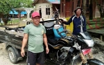 Geliat Kebersihan Warga Desa Ipu Terkendala Kurangnya Tempat Sampah