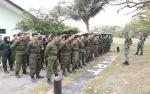 Resimen Mahasiswa Kalimantan Tengah Dibekali Wawasan Pertahanan
