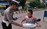 Polres Barito Timur Terus Berupaya Tingkatkan Kesadaran Masyarakat Berlalu Lintas