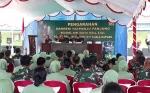 Danrem 102 Panju Panjung Minta Jajarannya Fokus Lakukan Pencegahan Karhutla