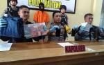Polisi Tangkap Kakak Beradik Tersangka Pencurian di Jalan Badak