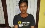 Polisi Tangkap Pria Simpan Dua Paket Sabu di Kapuas
