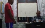 Polisi Tangkap Pengedar Sabu Asyik Berduaan di Kamar Hotel
