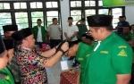 Gubernur Beri Semangat Peserta Pelatihan Kepemimpinan Lanjutan GP Ansor