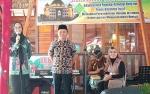 Istri Gubernur Sapa Keluarga Besar Pakuwojo dengan Bahasa Jawa