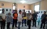 KPU Barito Timur Buka Kotak Suara Ambil Formulir Model A.DPK