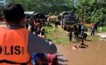 Dua Korban Mobil Pikap Tercebur ke Sungai Kahayan belum Ditemukan