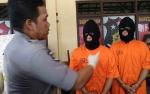 Polisi Amankan Pelaku Pencurian di Jalan Moris Ismail Palangka Raya