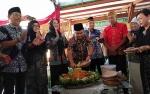 Kembangkan Pangan Jadi Penekanan Gubernur saat Silaturahmi Bersama Pakuwojo
