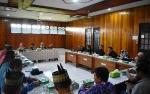 Badan Kesbangpol Kapuas Terima Kunjungan Kerja dari FKPT Kalsel