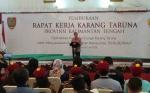 Gubernur Kalimantan Tengah Ingatkan 6 Poin Fungsi Karang Taruna