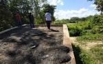 Desa Sikui Harapkan Pembangunan Jembatan Penghubung Dilanjutkan