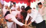 Gubernur Sugianto Resmikan Panti Asuhan dan Pondok Pesantren Al - Marhamamah