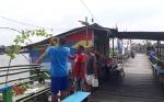 Warga Tambah dan Rawat Lokasi Foto di Kawasan Wisata Kelurahan Raja