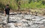Rumah Warga Handel Cempaka Anjir Kapuas Terbakar